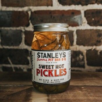 Stanley's Famous Sweet Hot Pickles